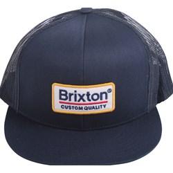Brixton - Unisex-Adult Palmer Mesh Snapback Hat