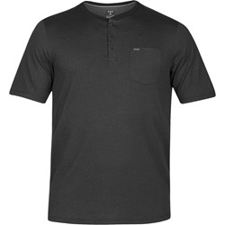 Hurley - Mens Dri-Fit Lagos Henley T-Shirt