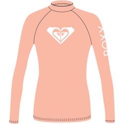 Roxy - Girls Wholeheartlsgrl Long Sleeve Surf T-Shirt