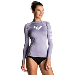Roxy - Womens Wholeheartls Long Sleeve Surf T-Shirt