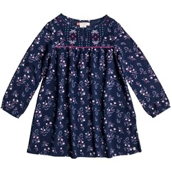 Roxy - Girls Waiting For You Smocked Dress