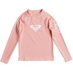 Roxy - Girls Wholeheartlskid Long Sleeve Surf T-Shirt