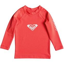 Roxy - Girls Wholeheartlsinf Long Sleeve Surf T-Shirt
