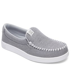 Dc - Womens Villain Tx Se Slip On Shoe