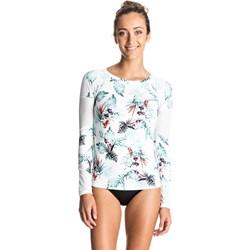 Roxy - Womens Shad Palm L/S L Longsleeve Surf Shirt