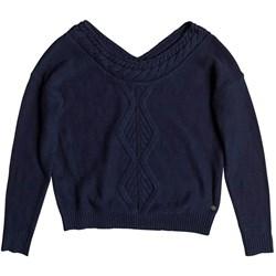 Roxy - Womens Choosetoshine Crew Neck Sweater