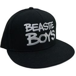 Beastie Boys - Unisex-Adult Check Your Head Logo Hat