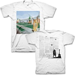 Bad Religion - Mens Suffer Album Cover T-Shirt