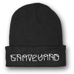 Graveyard - Mens Logo Beanie