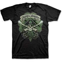 Dropkick Murphys - Mens Dkm Skull Cannon T-Shirt