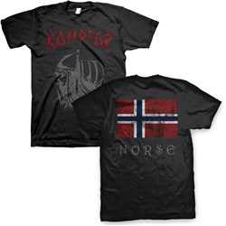Kampfar - Mens Norse T-Shirt