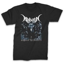 Abbath - Mens Ashes T-Shirt
