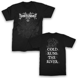 Borknagar - Mens Cold Runs The River T-Shirt