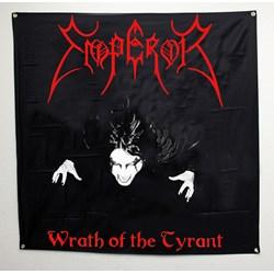 Emperor - Wrath Cloth Flag Poster