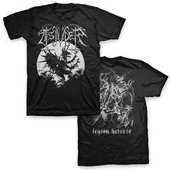 Tsjuder - Mens Legion Helvete T-Shirt