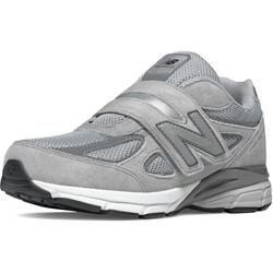 New Balance - Pre-School Hook and Loop 990v4 Shoes