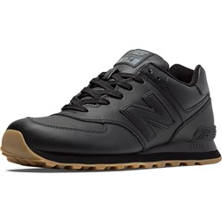 New Balance - Mens 574 Leather Shoes