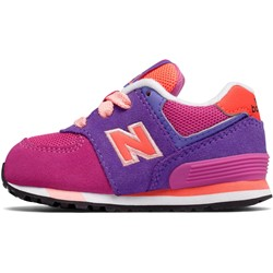 New Balance - unisex-baby 574 KL574V1I Kids Shoes