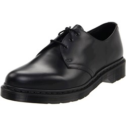 Dr. Martens - Unisex-Adult 1461 Mono 3 Eye Shoe