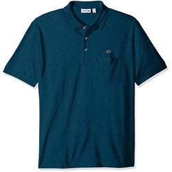 Lacoste - Mens Ph3468 Short Sleeve Regular Fit Polo Shirt With Pocket