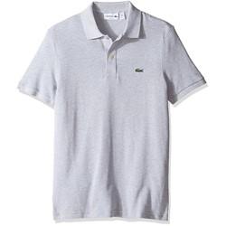 Lacoste - Mens Ph4012 Short Sleeve Slim Fit Polo Shirt