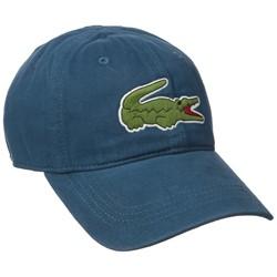 Lacoste - Mens Rk8217 'Big Croc' Gabardine Cap