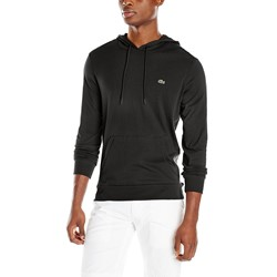 Lacoste Men's Long Sleeve Jersey Hooded T-Shirt