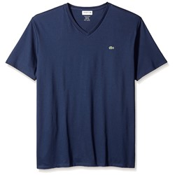 Lacoste - Mens Th6710 Basic T-Shirt