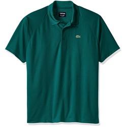 Lacoste - Mens Dh9631 Short Sleeve Ultra Dry Raglan Sleeve Polo Shirt