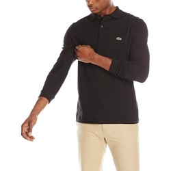 Lacoste - Mens L1312 Long Sleeve Classic Pique Polo Shirt