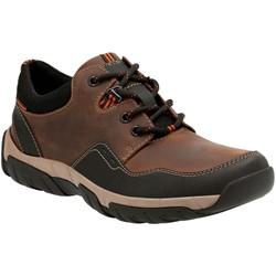 Clarks - Mens Walbeck Edge Shoe