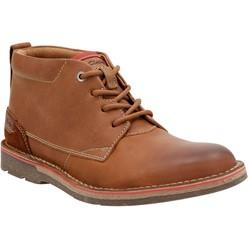 Clarks - Mens Edgewick Mid Low Boot
