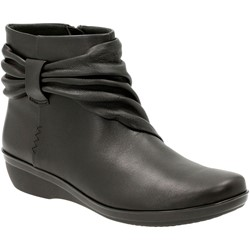 Clarks - Womens Everlay Mandy Low Boot
