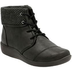 Clarks - Womens Sillian Frey Low Boot