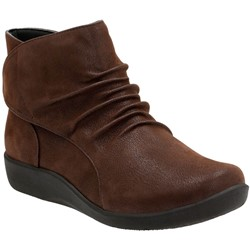Clarks - Womens Sillian Sway Low Boot