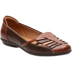 Clarks - Womens Gracelin Gemma Shoe