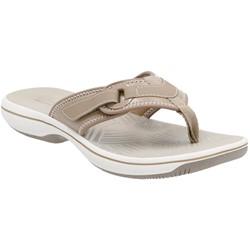 Clarks - Womens Breeze Mila Flip Flop