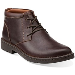 Clarks - Mens Stratton Limit Low Boot