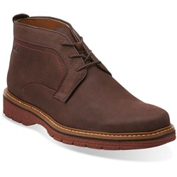 Clarks - Mens Newkirk Top Low Boot