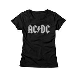 Ac/Dc - Womens Patch T-Shirt