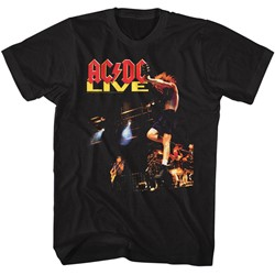 Ac/Dc - Mens Acdc Live T-Shirt
