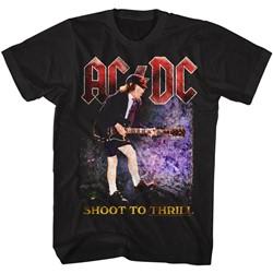 Ac/Dc - Mens Shoot To Thrill T-Shirt