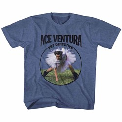 Ace Ventura - Youth Tutu T-Shirt