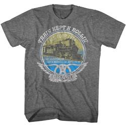 Aerosmith - Mens Rollin T-Shirt