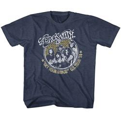 Aerosmith - Youth Getyourwings T-Shirt