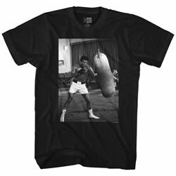 Muhammad Ali - Mens Punching Bag T-Shirt