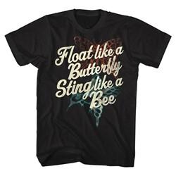 Muhammad Ali - Mens Sting Like A Bee T-Shirt