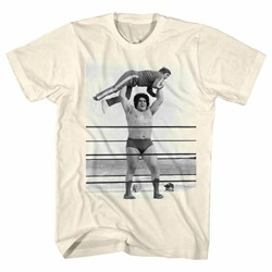 Andre The Giant - Mens Lightweight T-Shirt