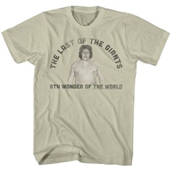 Andre The Giant - Mens Last One T-Shirt