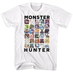 Monster Hunters - Mens Let'S Hunt! T-Shirt